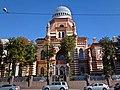 Санкт-Петербург, Коломенский остров, Лермонтовский просп., 2.JPG