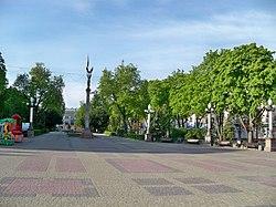 Сквер імені Шевченка (Тернопіль). Тернопіль (103).JPG