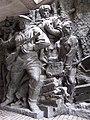 Скульптура партизан в Киевском музее ВОВ.jpg