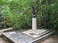 Старий Крим.Могила письменника О.Гріна-3.jpg