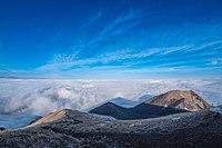 Тень горы Бештау на облаках и ее Брокенский призрак.jpg