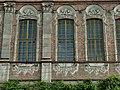 Тула, Вознесенская церковь. Фрагмент декора южного фасада.jpg
