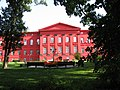 Університет св. Володимира, вигляд зі сторони ботанічного саду.JPG