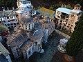 Хиландар - Црква Краља Милутина, Трпезарија и Пирг Светог Ђорђа - panoramio.jpg