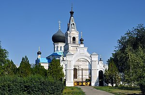 Semikarakorsky District - Ascension Church in Susat, Semikarakorsky District