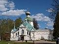 Церковь Иконы Божией Матери Тихвинская или церковь на крылечке.JPG
