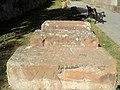 Վանական Համալիր Կեչառիս, գերեզմանոց.JPG