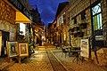 העיר העתיקה בצפת סמטה.jpg