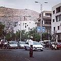 تقاطع شارع الجلاء في أبو رمانة بدمشق.jpg