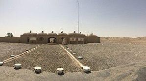 Shahr-e Sukhteh - ورودی شهر سوخته