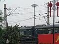 停在陇海铁路跨北关正街桥上的列车 02.jpg