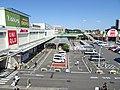 多摩ニュータウンにある複合商業施設「ぐりーんうぉーく多摩」150920.JPG