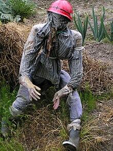Scarecrow Wikipedia The Free Encyclopedia