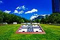 日比谷公園ソーラー時計.jpg