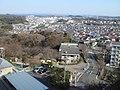 横浜市立金沢動物園から望む金沢区の風景 Mar 18, 2007.jpg