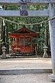 発心門王子社(復元) 発心門王子址 - panoramio.jpg