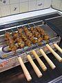 自家製アラビア風羊肉の串焼き - panoramio.jpg