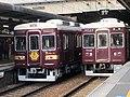 阪急神戸線に乗り入れる京とれいん雅洛.jpg