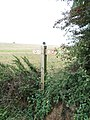 -2018-09-12 Direction finger signpost, Paston Way, Knapton, Norfolk.JPG