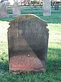 -2019-11-30 Headstone of John Clipperton, died 1830, aged 89, Trimingham churchyard.JPG