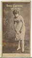 -Actress lifting skirt-, from the Actors and Actresses series (N145-6) issued by Duke Sons & Co. to promote Duke Cigarettes MET DP840301.jpg