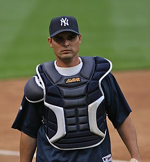 Kevin Cash - Cash with the New York Yankees
