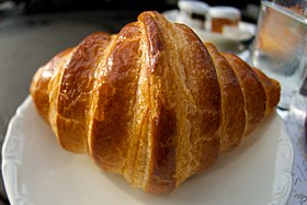 Image illustrative de l'article Croissant (viennoiserie)