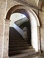 047 Sant Miquel dels Reis (València), portal d'accés a l'escala est.jpg