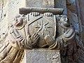 064 Sant Jeroni de la Murtra, capella de la Claraesperança, mènsula amb àngels.JPG