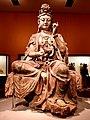 0960-1279 Sitzender Avalokiteshvara Bodhisattva National Museum of China anagoria.jpg