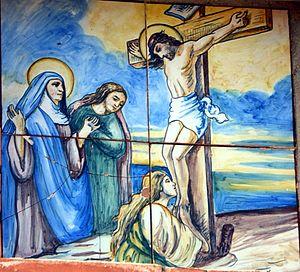 Vía Crucis Rincón De Ademuz Wikipedia La Enciclopedia Libre