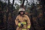 106th Rescue Wing firefighters check for hot spots 150821-Z-SV144-002.jpg