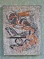 1100 Moritz Seeler-Gasse 2 Stg. 55 PAHO - Smaltenmosaik-Hauszeichen Abstrakte Komposition von Edda Mally IMG 7654.jpg