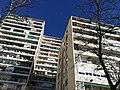 11 Blocs de pisos del c. Agricultura, vora el parc de Sant Martí (Barcelona).jpg