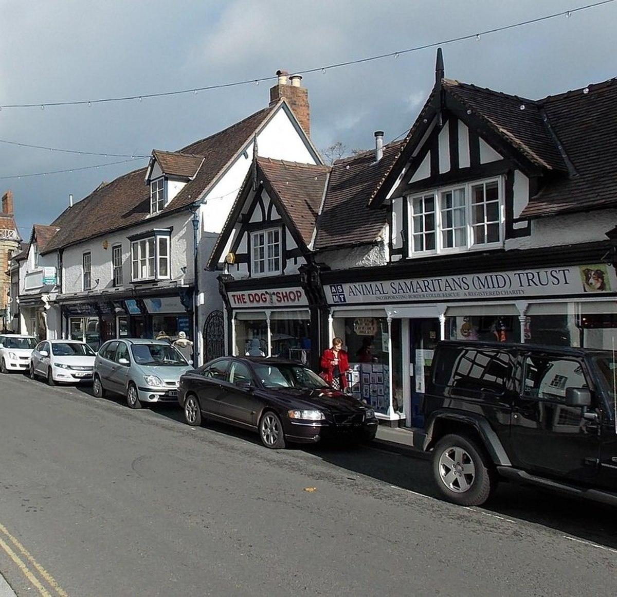 13 and 15 High Street, Church Stretton.jpg