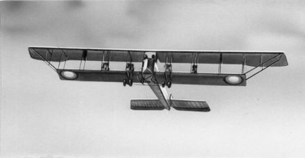 The Sikorsky Ilya Muromets, an early strategic heavy bomber. 14082007-Illya-Muromec-1.jpg