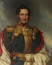 Herzog Ernst I., Alberts Vater (Quelle: Wikimedia)