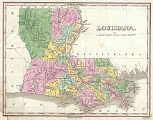 1827 Finley Map of Louisiana - Geographicus - Louisiana-finley-1827.jpg
