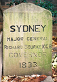 1833 Darlington boundary stone by --Richard Bourke-Governor Bourke--.png
