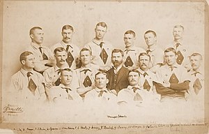 1886 St. Louis Maroons season - The 1886 St. Louis Maroons