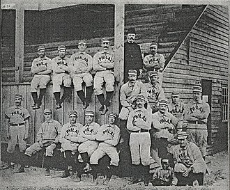 Philadelphia Phillies - 1890 Philadelphia Phillies