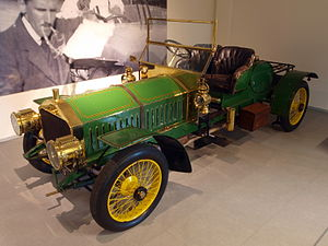D. Napier & Son - 1907 Napier 60hp T21