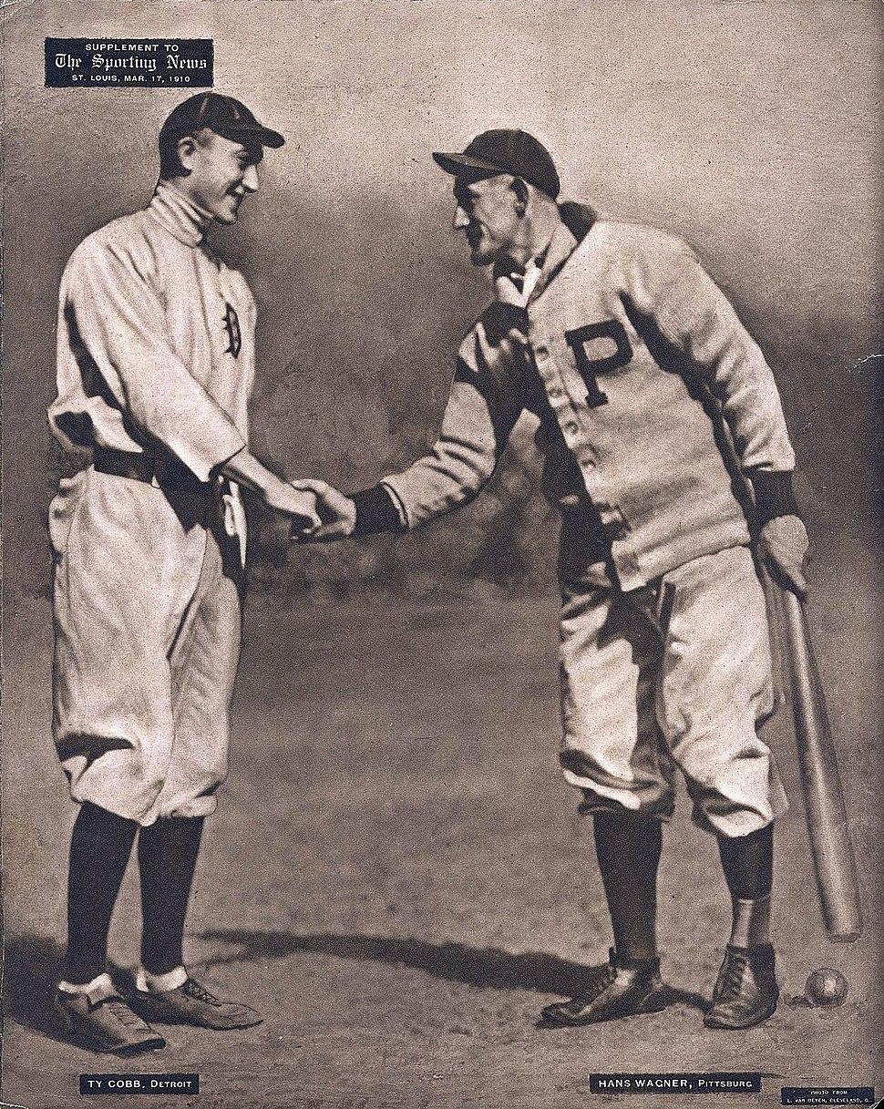 1909 Ty Cobb Honus Wagner