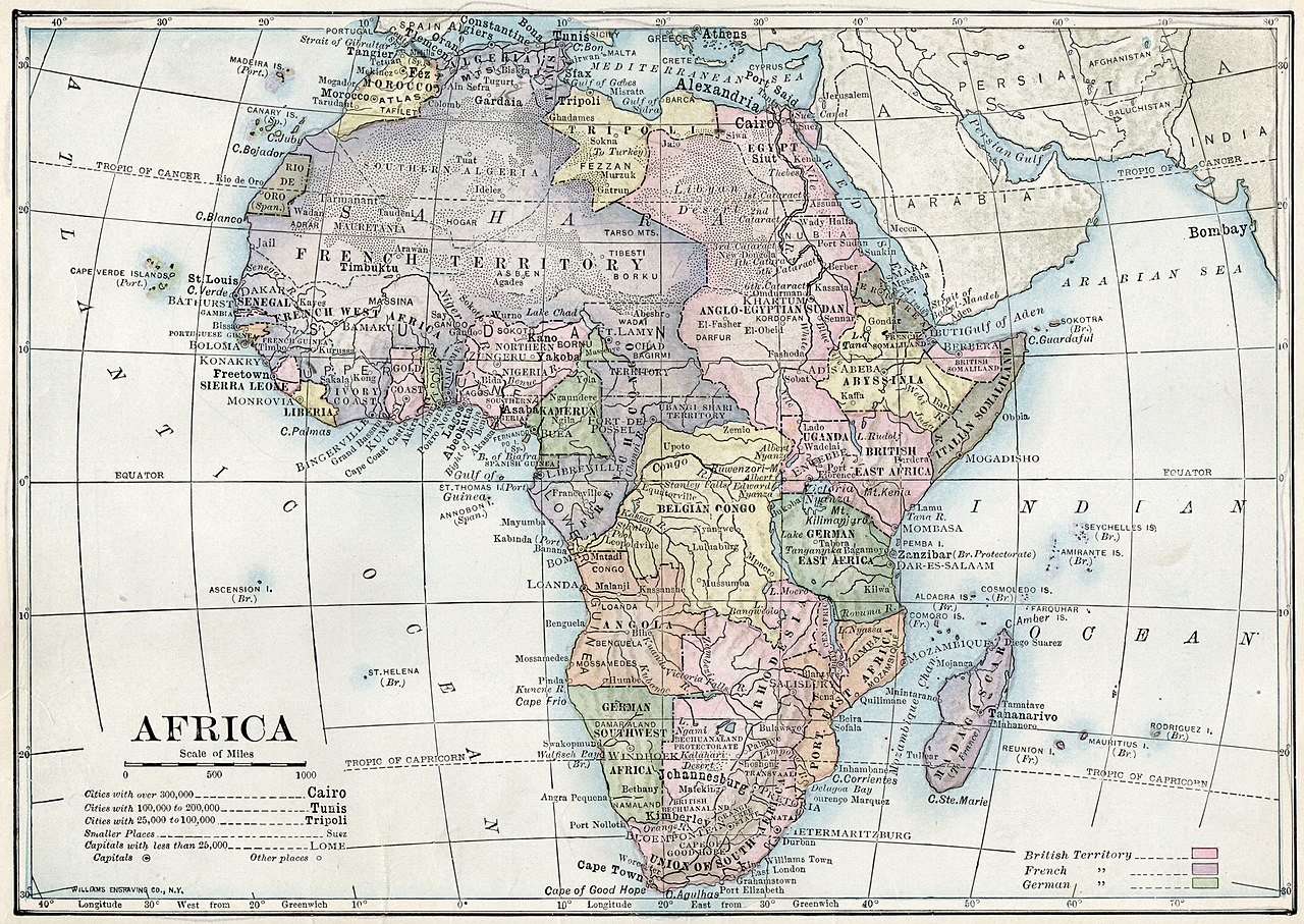 History Of Africa Wikiwand