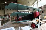 1917 Fokker Dr I Luftwaffenmuseum Berlin-Gatow anagoria.JPG