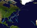 1923 Atlantic hurricane season summary map.png
