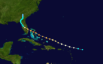 1933 Atlantika uragano 12 track.png