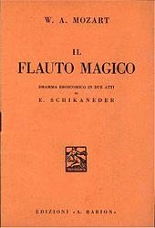 Libretto editore Barion 1940