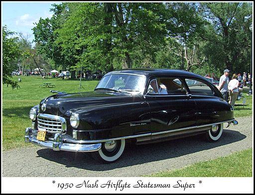 1950 Nash Airflyte (5607911319)