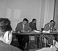 1958 visite d'une délégation INRA au Haras du Pin Cliché Jean Joseph Weber-65.jpg